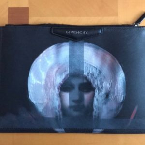 DesignerShare Givenchy Madonna Antigona Zipped Clutch Bag - Front