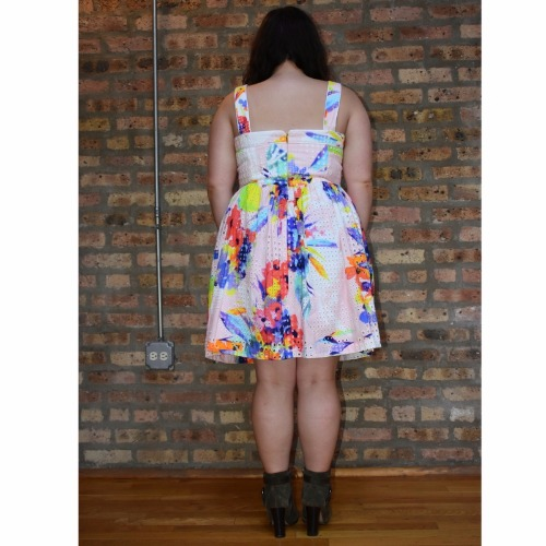 DesignerShare Trina Turk Elin Dress - Back