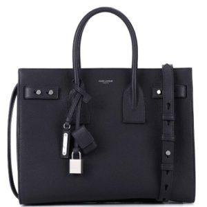 DesignerShare Saint Laurent Medium Sac de Jour Tote Bag - Front