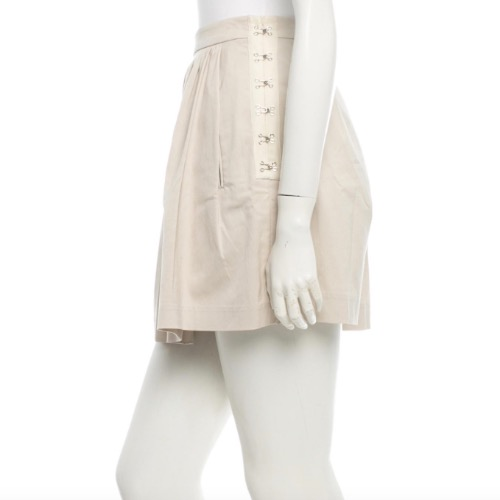 DesignerShare Vintage 3.1 Phillip Lim Linen Skort - Side