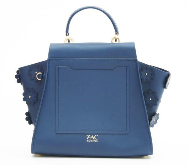 DesignerShare Zac Zac Posen Eartha Iconic Top Handle Bag - Back