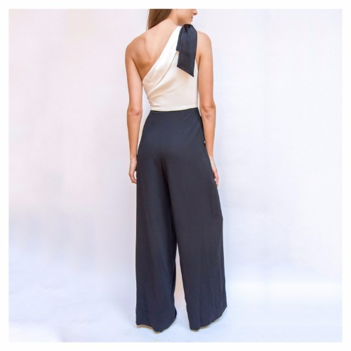 Alice + Olivia Debi Jumpsuit Back