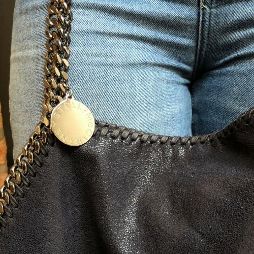 5afb0bda64f0 DesignerShare Stella McCartney Falabella Large Tote Bag - Detail
