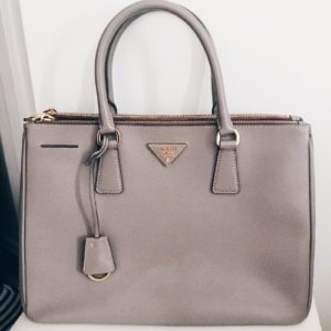 DesignerShare Prada Galleria Medium Saffiano Leather Tote - Front