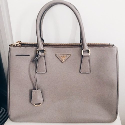 d4c882ba Prada Galleria Medium Saffiano Leather Tote