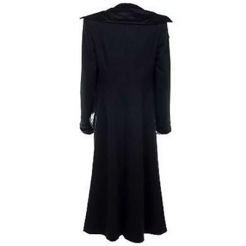 Vintage Thierry Mugler Cashmere Coat 3