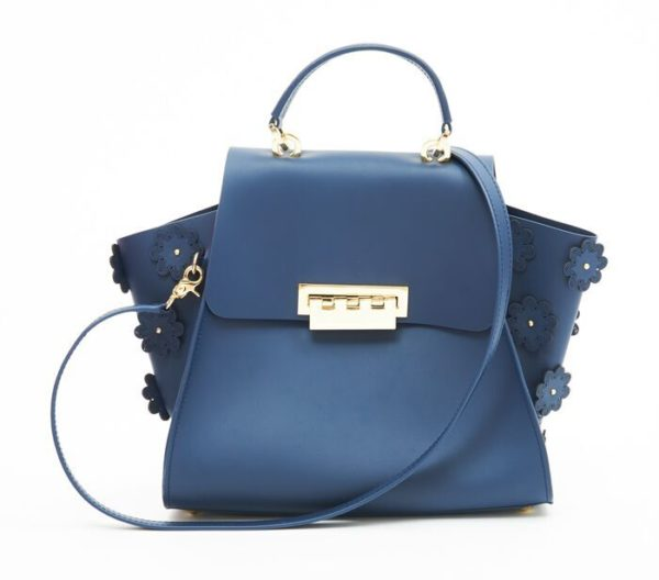 DesignerShare Zac Zac Posen Eartha Iconic Top Handle Bag - Front