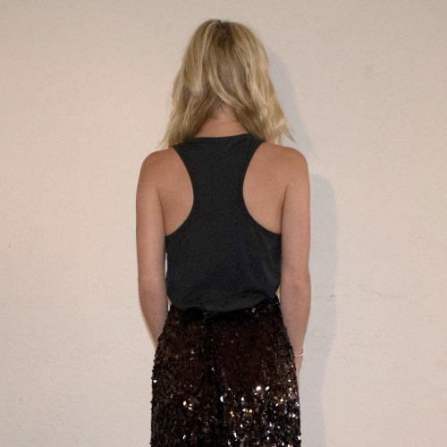 Dolce & Gabbana Flirty Details Top Back