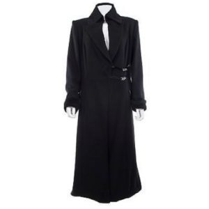 Vintage Thierry Mugler Cashmere Coat