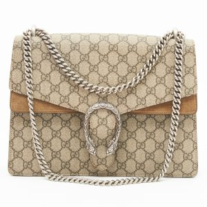 Gucci Dionysus GG Supreme Bag ba6d3b25b6dc3