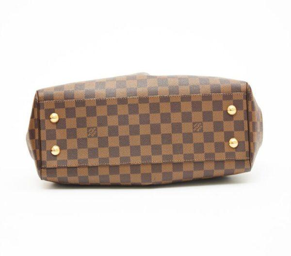 DesignerShare Louis Vuitton Damier Canvas Trevi PM Bag - Back