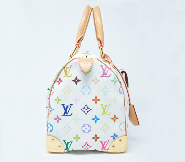Louis Vuitton Monogram Multicolored Speedy 30 Bag 2
