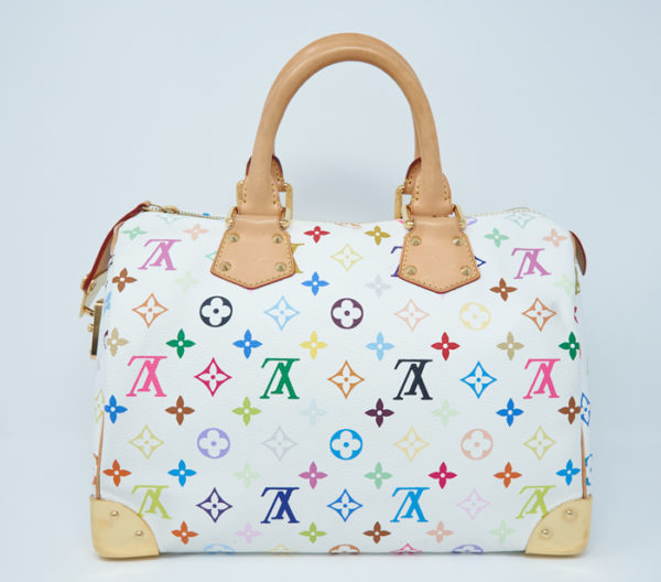 Louis Vuitton Monogram Multicolored Speedy 30 Bag 3