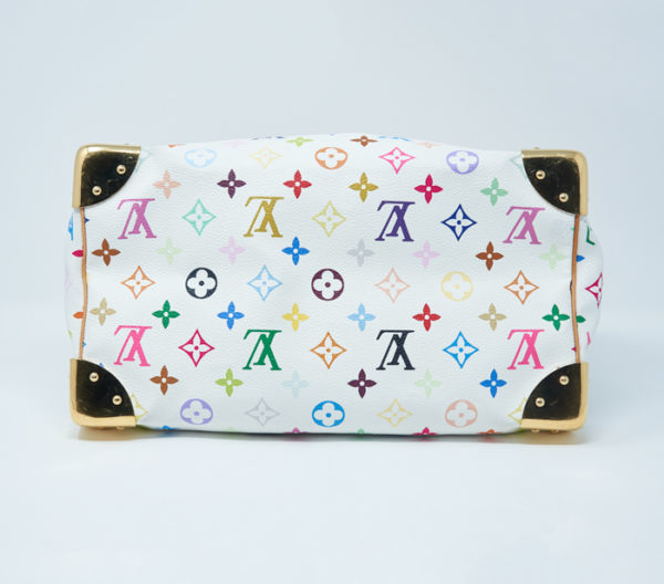 Louis Vuitton Monogram Multicolored Speedy 30 Bag 4