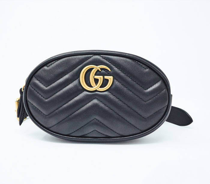 5d90942441cc Gucci GG Marmont Matelassé Leather Belt Bag – DesignerShare