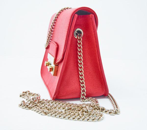 Furla Mini Julia Chain Crossbody Bag 2