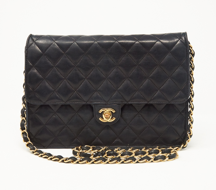 aa8cdee28d8b Chanel Lambskin Quilted Medium Flap Bag – DesignerShare