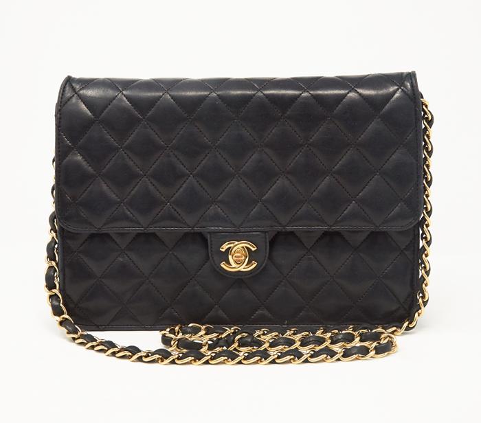 f2c0b37b123 Chanel Lambskin Quilted Medium Flap Bag – DesignerShare
