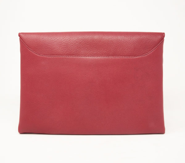 Givenchy Red Antigona Clutch 5