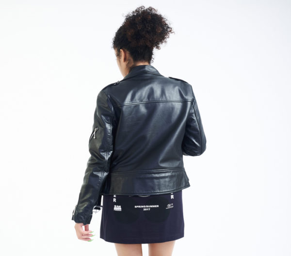 Straight To Hell Commando Leather Jacket 4