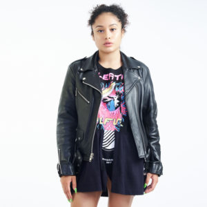 Straight To Hell Commando Leather Jacket