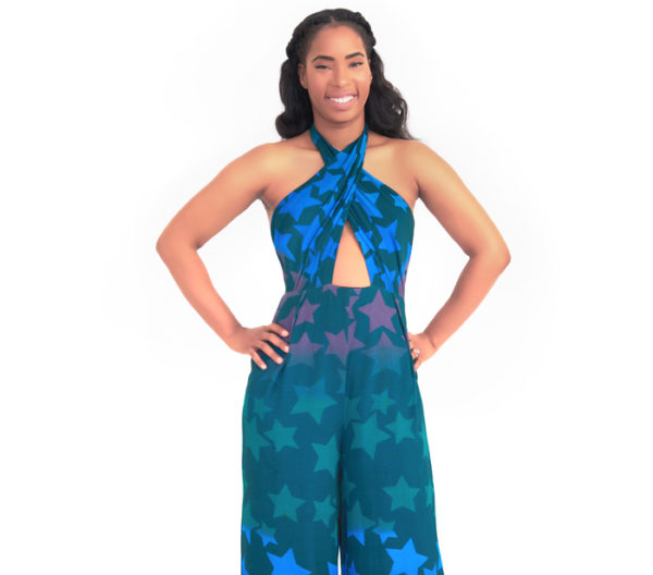 Mara Hoffman Star Blast Jumpsuit 2