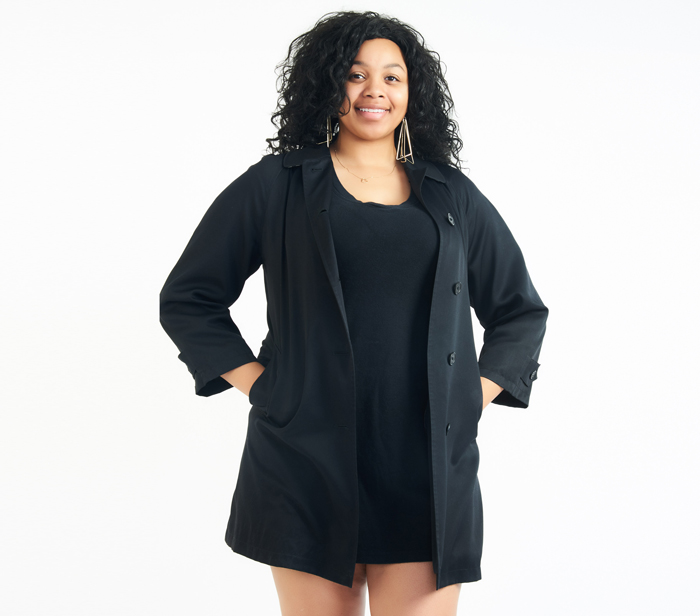 bd0105ce6bd1c Burberry London Classic Black Trench Coat – DesignerShare