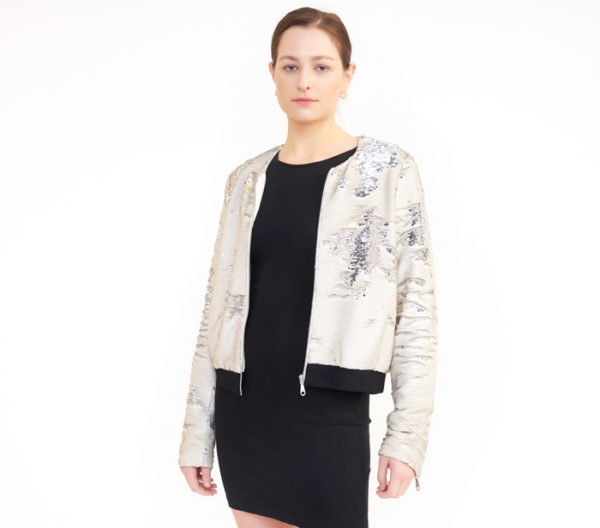 "Rebecca Minkoff ""Julep"" Sequin Jacket"