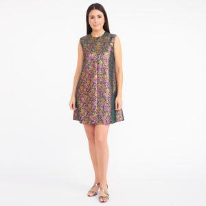 4c3d0cb31df01 3.1 Phillip Lim Brocade Shift Dress