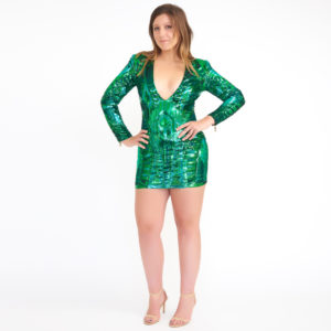 f6d98e89b4b3 Balmain x H&M Lucky Charm Dress