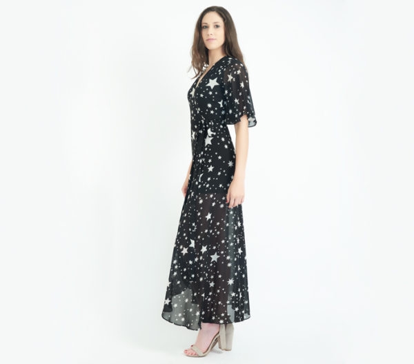 Lovers and Friends Wrap Dress