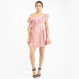 HAMALIEL Self Portrait Mini Dress