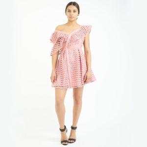 HAMALIEL Self Portrait Mini Dress