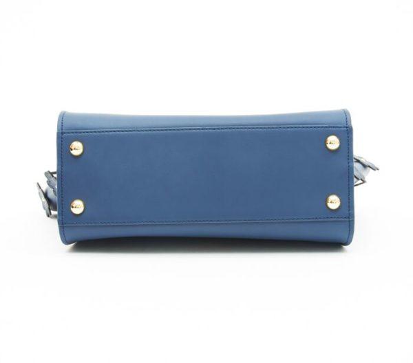 DesignerShare Zac Zac Posen Eartha Iconic Top Handle Bag - Bottom