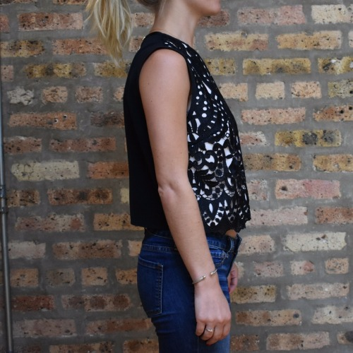 Ted Baker Falisia Lace Top 3