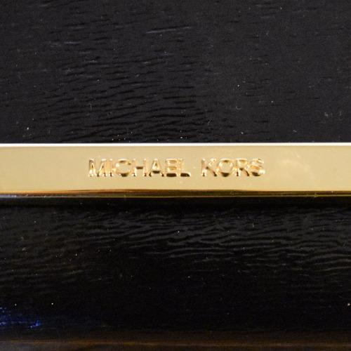 DesignerShare Michael Michael Kors Tilda Clutch - Logo