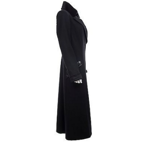 Vintage Thierry Mugler Cashmere Coat 2