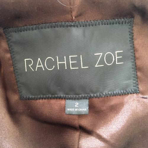 Rachel Zoe Marianne II Faux-Fur Vest Tag