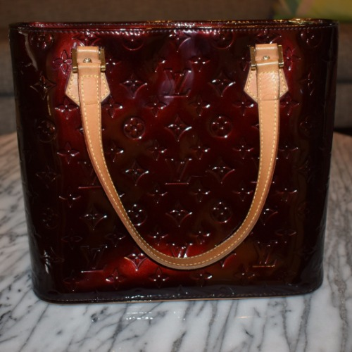 DesignerShare Louis Vuitton Monogram Vernis Houston Tote - Front