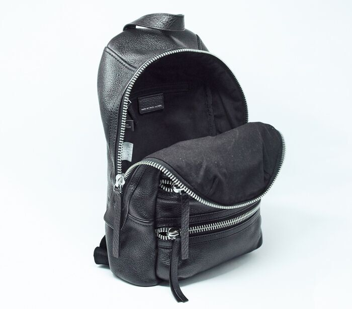280f12c53b DesignerShare MARC by Marc Jacobs Domo Biker Leather Backpack - Inside