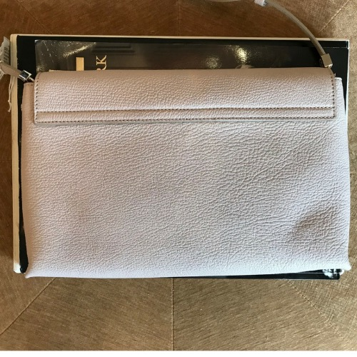 DesignerShare Chloé Cassie Medium Python and Leather Shoulder Bag - Back