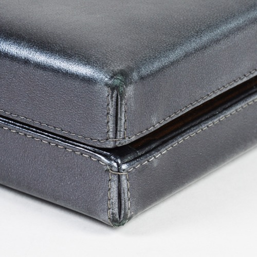 Chanel Metallic Silver Box Bag 4