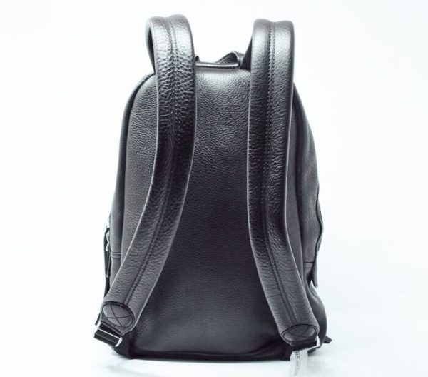DesignerShare MARC by Marc Jacobs Domo Biker Leather Backpack - Back