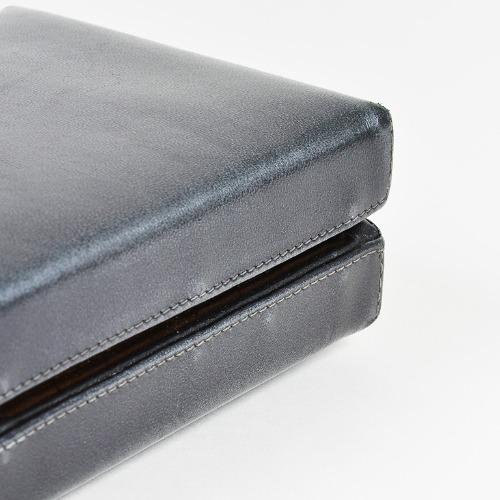 Chanel Metallic Silver Box Bag 5