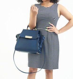 DesignerShare Zac Zac Posen Eartha Iconic Top Handle Bag - Model