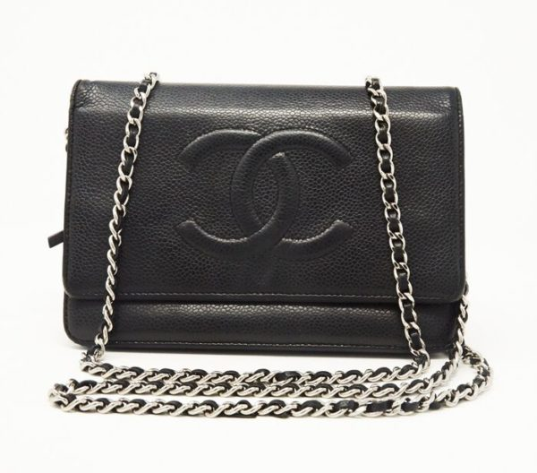 DesignerShare Chanel Wallet on Chain - Front