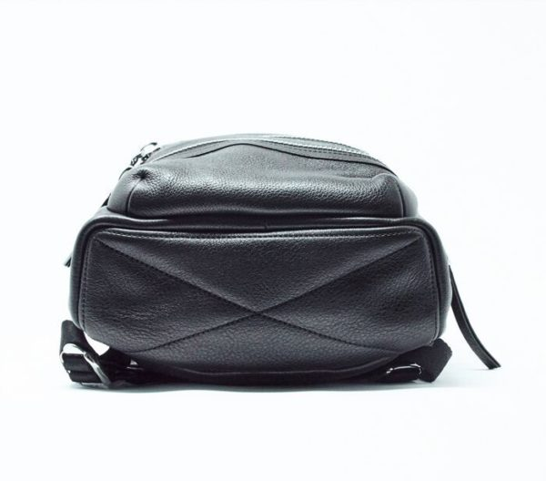DesignerShare MARC by Marc Jacobs Domo Biker Leather Backpack - Bottom