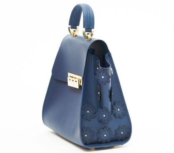 DesignerShare Zac Zac Posen Eartha Iconic Top Handle Bag - Side