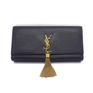 77239d66f360 Yves Saint Laurent Classic Kate Tassel Clutch