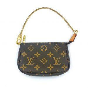 98ab3633a9de Louis Vuitton Mini Monogram Pochette